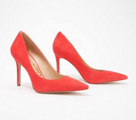Sam Edelman Pointed Toe Pumps Hazel