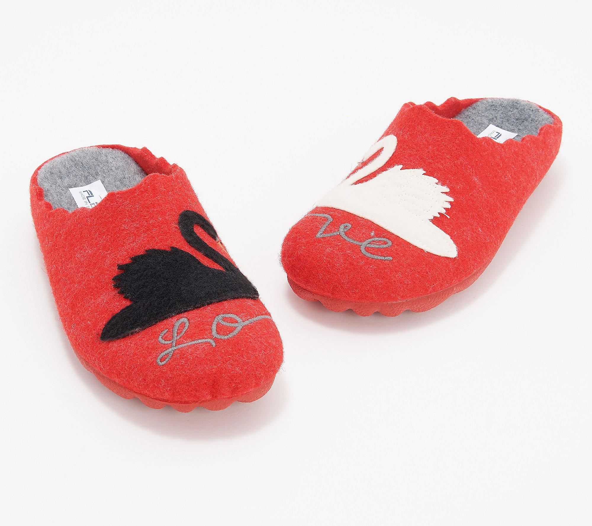 Swanlove Red