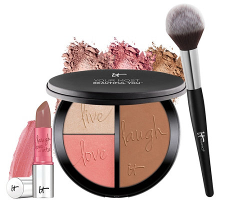 IT Cosmetics Your Summer Must Haves w/ Luxe Radiance Auto-Delivery