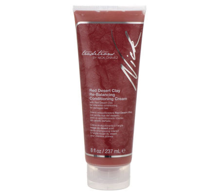 Nick Chavez Red Desert Clay Conditioning Cream,8 fl oz