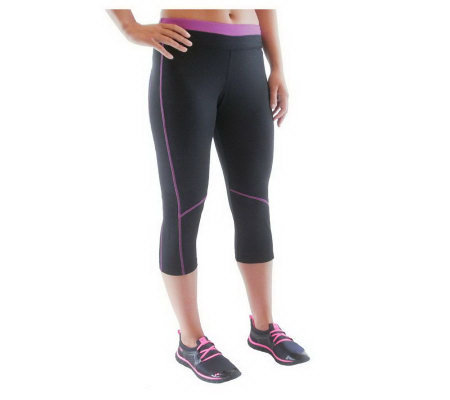 Ryka Women's Advantage Capri Legging
