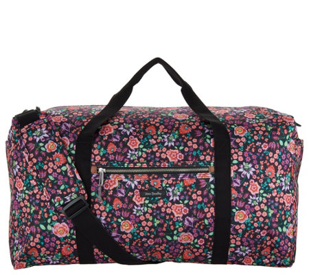 Vera Bradley Lighten Up Large Travel Duffel