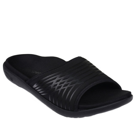 Spenco Men's Slide Sandals - Thrust