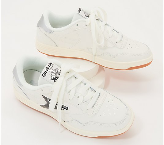 Reebok Classics Leather Lace-Up Sneakers - Club MEMT