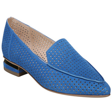 Franco Sarto Pointed Toe Loafers - Starland 3
