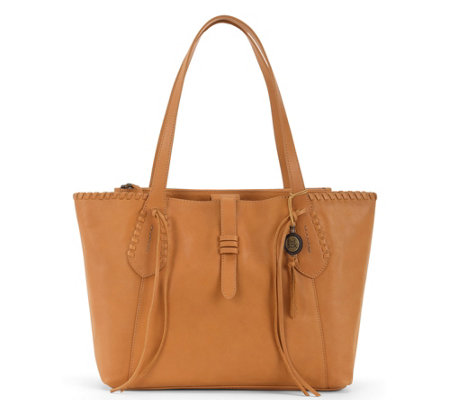 The Sak Leather Heritage Tote Bag