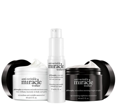 philosophy miracle worker believe in miracles trio