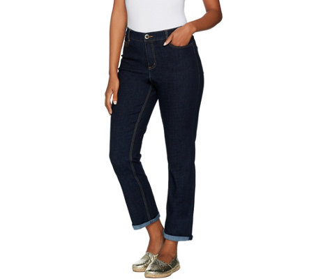 C. Wonder Regular Functional Cuffed Ankle Jeans