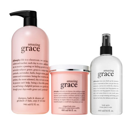 philosophy super-size graceful you 3pc fragrance Auto-Delivery