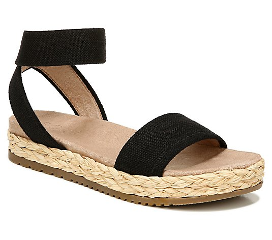 Soul Naturalizer Braided Sole Ankle Strap Sandals - Detail2