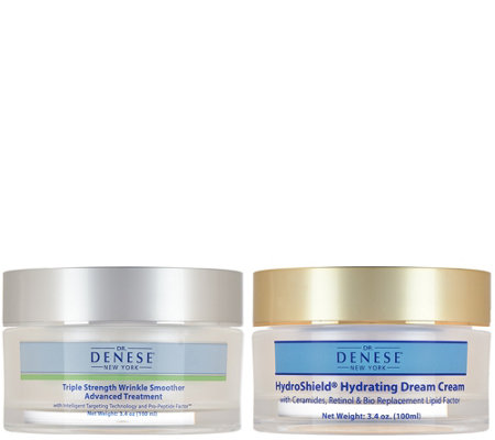 Dr. Denese Super-Size Essential Day and Night Duo