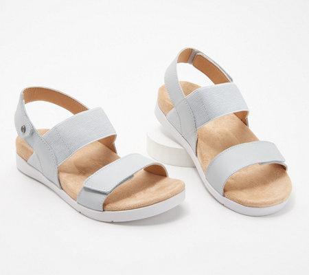 Spenco Orthotic Adjustable Back Strap Sandals Sanabel