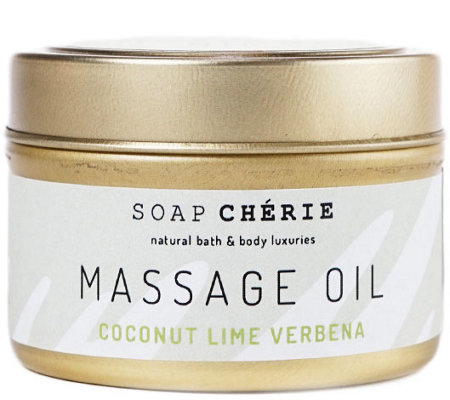 Soap Cherie Massage Oil