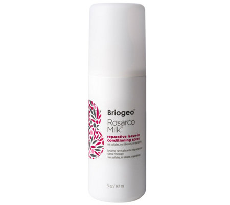 Briogeo Rosarco Milk Reparative Leave-in Condition Spray 5oz
