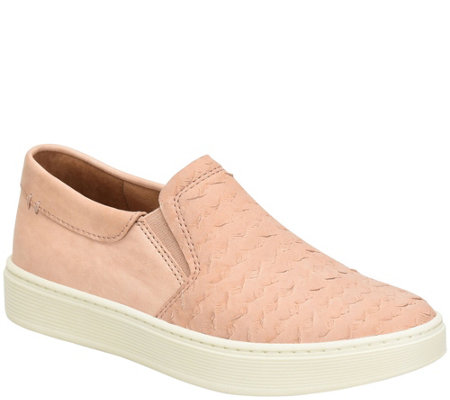 Sofft Slip-On Leather Sneakers - Somers III