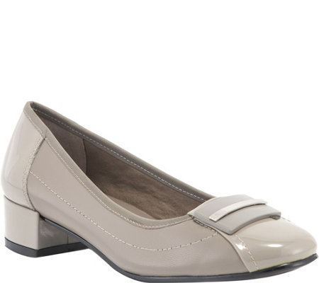 David Tate Leather Pumps - Ideal