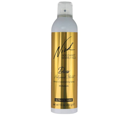 Nick Chavez Diva Hollywood Starlet Shine & Conditioning Spray