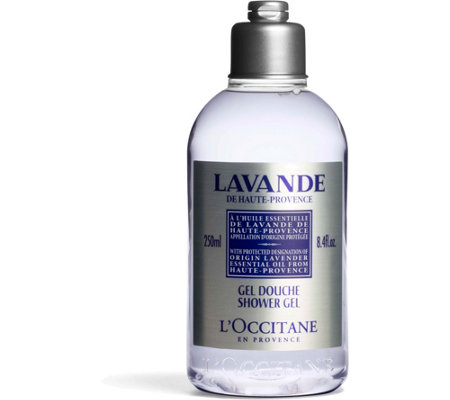 L Occitane Lavender Shower Gel