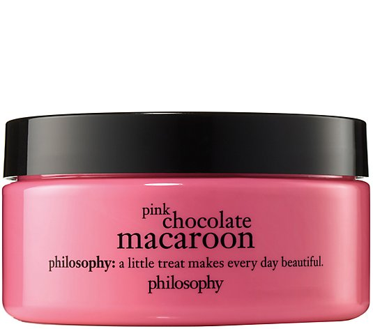 philosophy holiday glazed body souffle, 8 oz