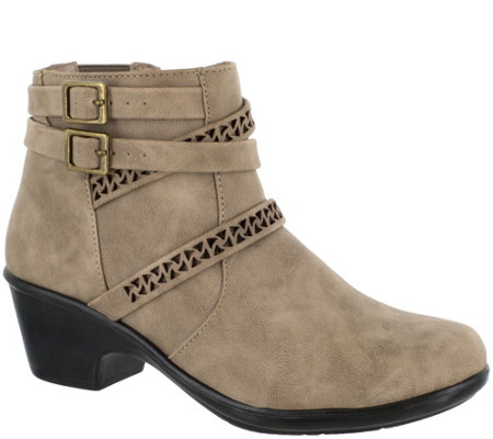 Easy Street Comfort Booties - Denise