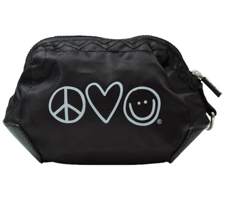 Peace Love World Cosmetic Pouch