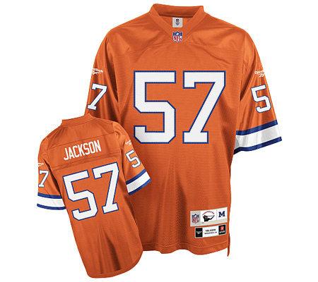 0c37b16a4 NFL Denver Broncos Tom Jackson Premier Throwback Jersey — QVC.com