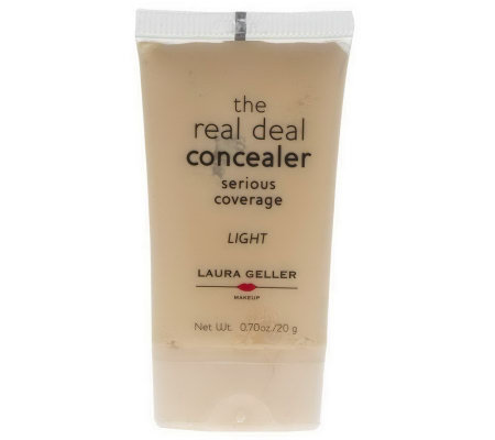 Laura Geller Real Deal Full-Coverage Cream Concealer Auto-Delivery