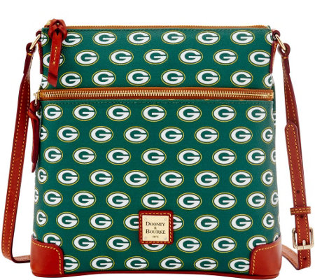 Dooney & Bourke NFL Packers Crossbody