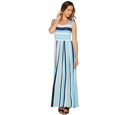 Laurie Felt Regular Sleeveless Maxi Dress