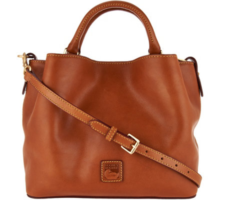 Dooney & Bourke Florentine Small Brenna Satchel Handbag