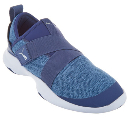 Puma Mesh Slip-On Sneakers - Dare AC
