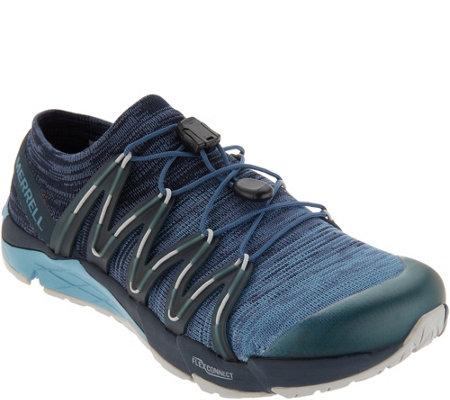 373b11bcae Merrell Knit Bungee Slip-On Sneakers - Bare Access Flex — QVC.com
