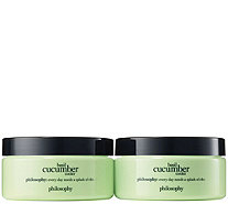 philosophy summer glazed body souffle duo - A310815
