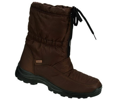 Spring Step Lucerne Nylon Winter Boots