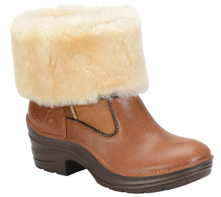 Bionica Leather Winter Boots - Rumer