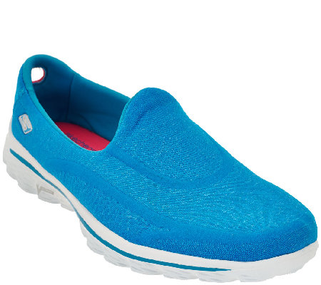 Skechers GOwalk 2 Slip-on Walking Sneakers - Supersock