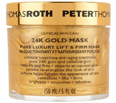 Peter Thomas Roth Super-Size Gold Mask, 5 oz.