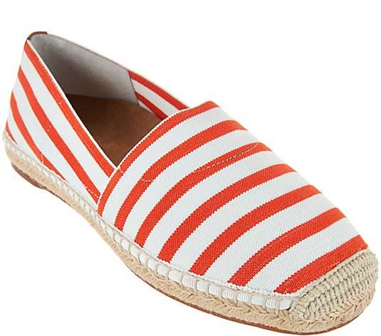 Vionic Orthotic Slip-on Espadrilles - Valeri