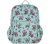 Vera Bradley Iconic Signature Campus Backpack - A308816