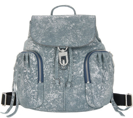 Aimee Kestenberg Leather Backpack - Dominica