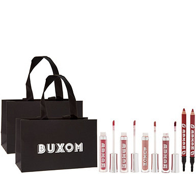 BUXOM 6 Days of Christmas Lip Collection - A341716