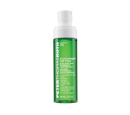 Peter Thomas Roth Cucumber De-Tox Balancing Essence Water Mist