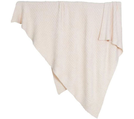Barefoot Dreams Cozychic Lite Ribbed Blanket