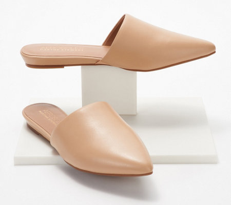 Aerosoles x Martha Stewart Pointed Toe Mules - Out of Town