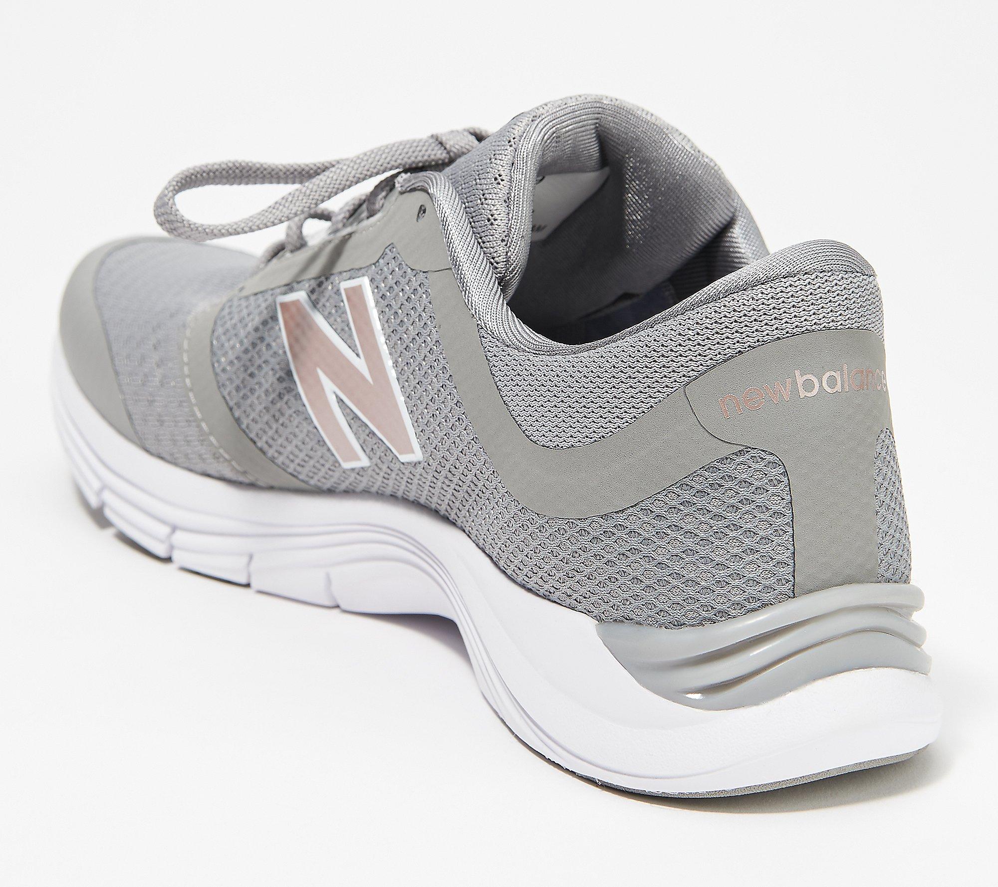 New Balance x Isaac Mizrahi Live! Mesh Lace Up Sneakers - 700 - QVC.com