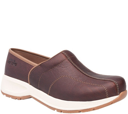 Dansko Leather Mules - Shaina