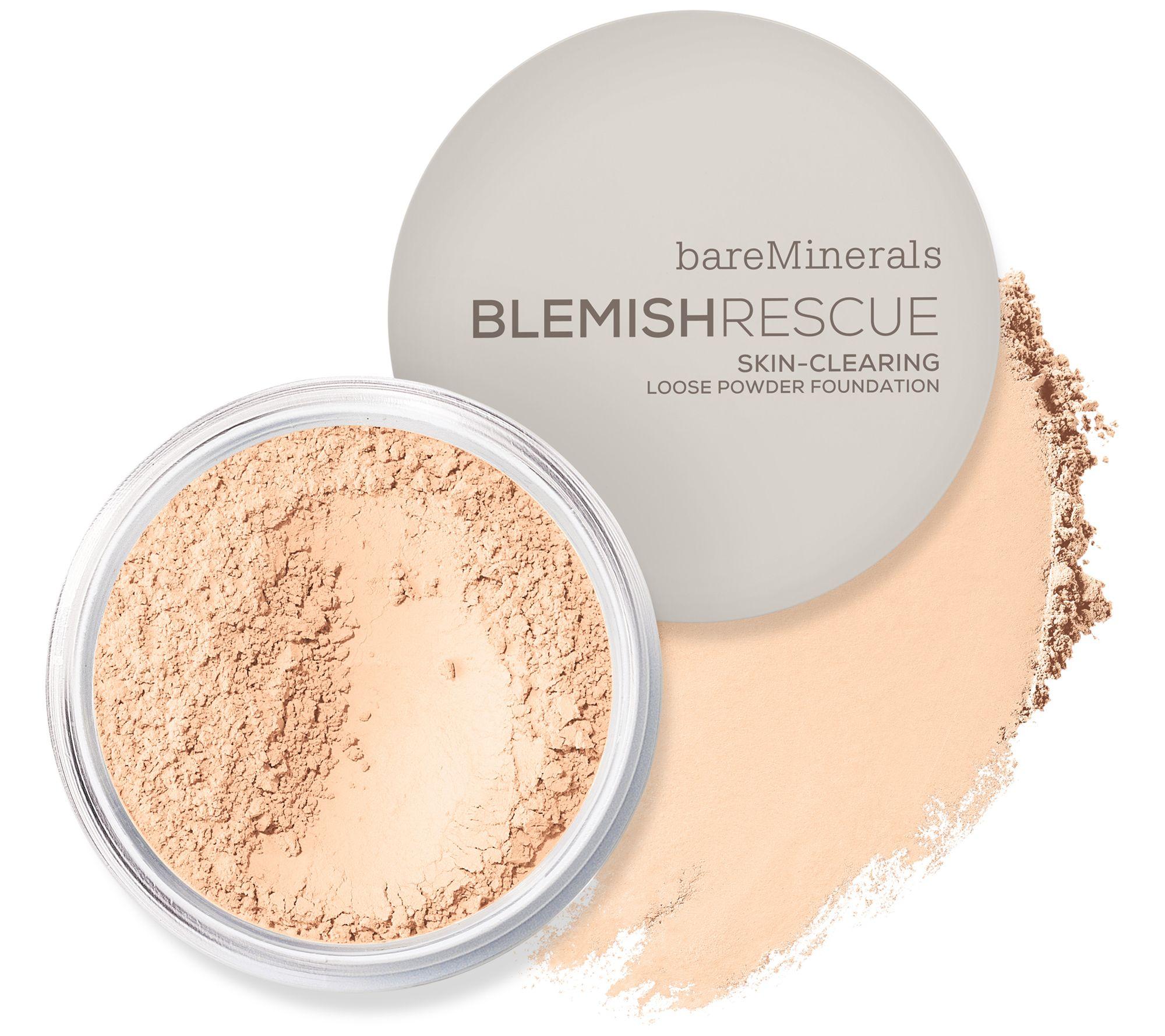 Bareminerals Blemish Rescue Loose Powder Foundation Qvc Com