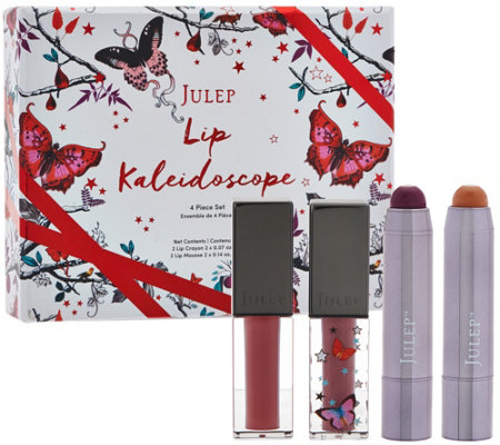 Julep Lip Kaleidoscope 4-piece Collection