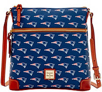 Dooney Bourke Nfl Patriots Crossbody A285717