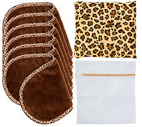 Campanelli FreshFace Set of 6 Makeup Remover Towels - A294517
